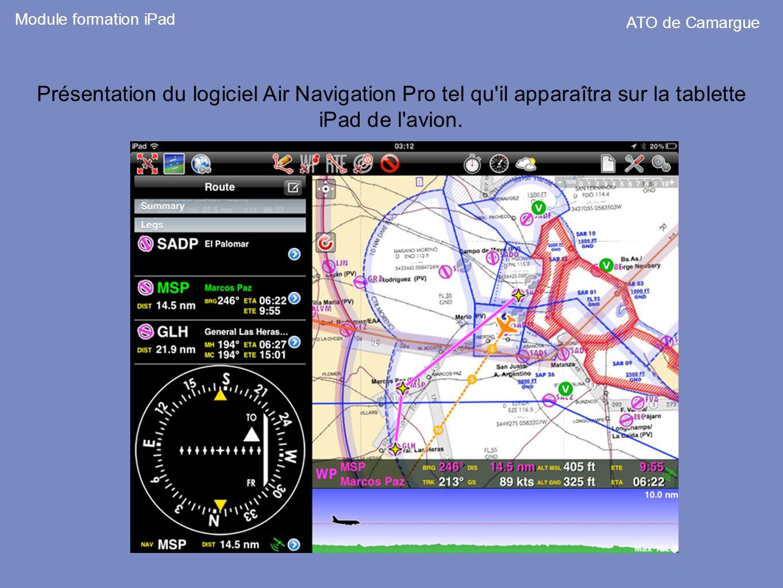 Module formation iPad ATO de Camargue.