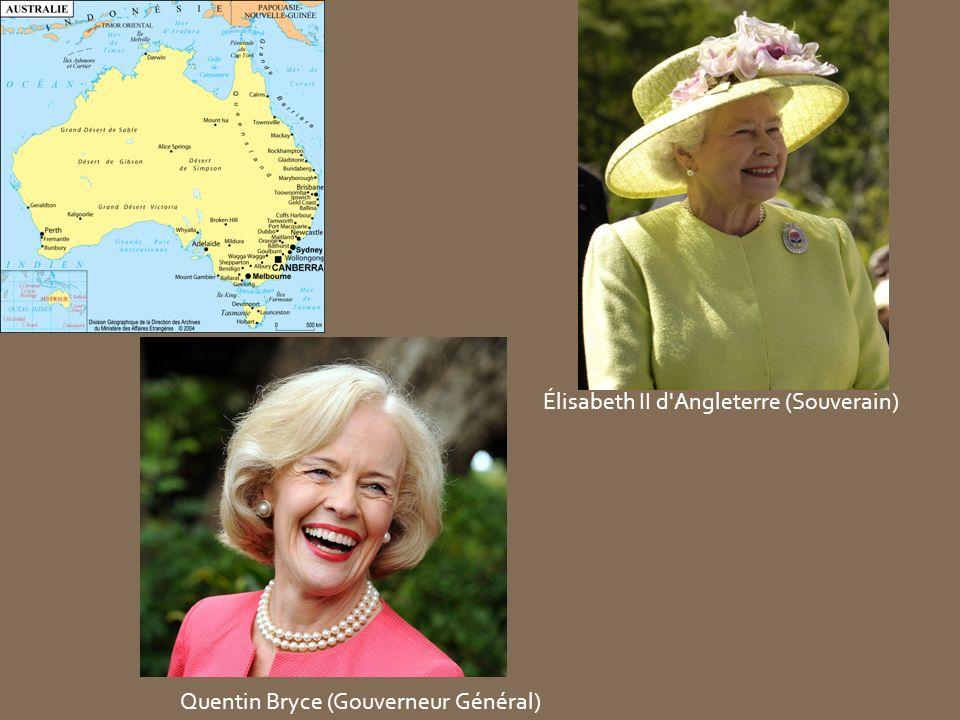Élisabeth II d Angleterre (Souverain)