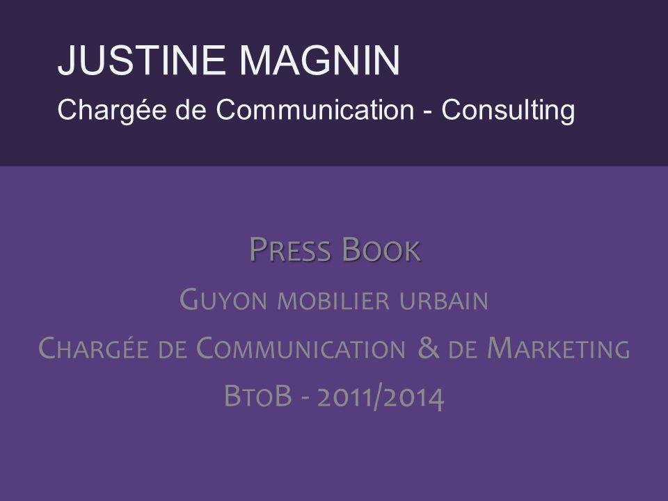 Chargée de Communication & de Marketing
