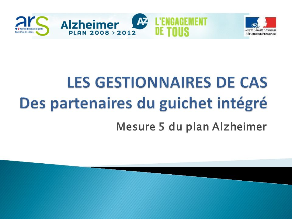 LES GESTIONNAIRES DE CAS Des partenaires du guichet intégré