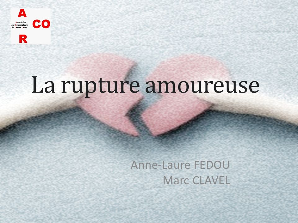 Anne-Laure FEDOU Marc CLAVEL