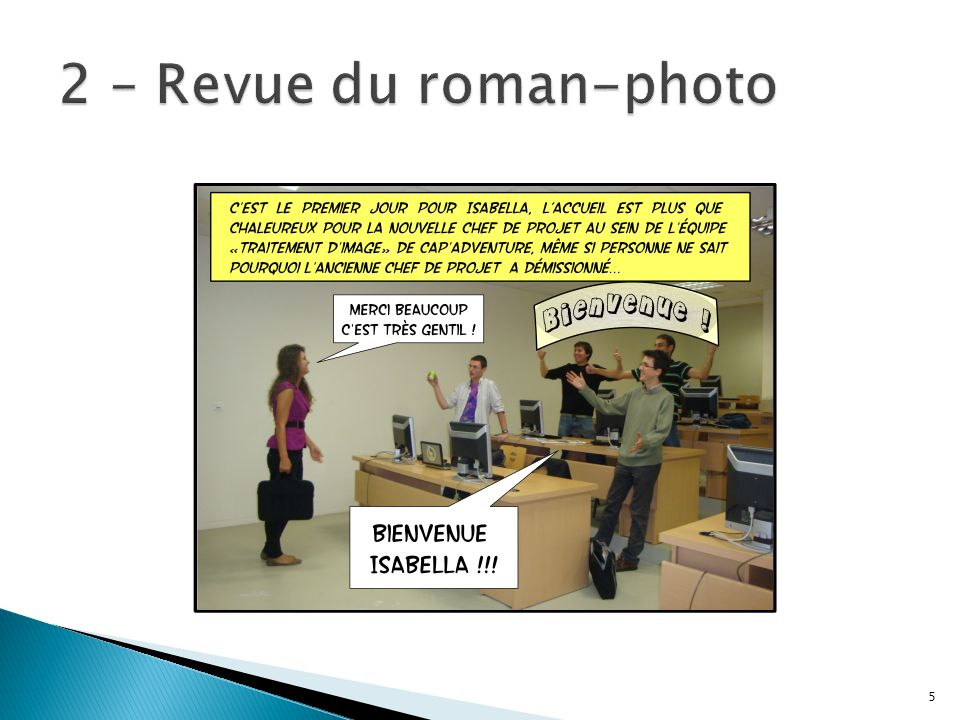 2 – Revue du roman-photo
