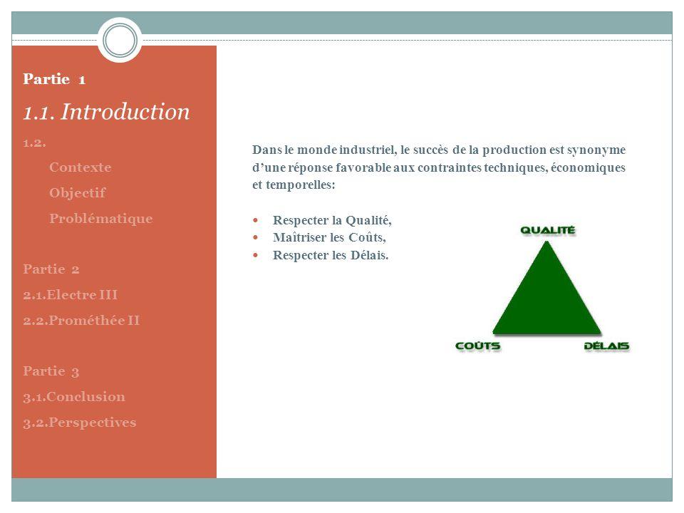 Dans le monde industriel, le succès de la production est synonyme