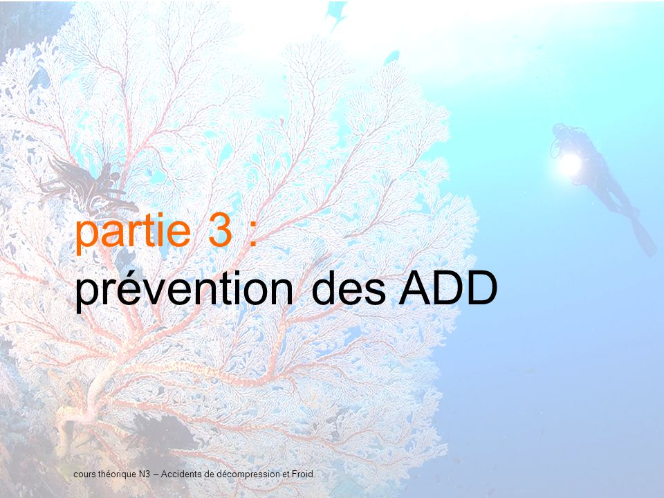partie 3 : prévention des ADD presentation title 18
