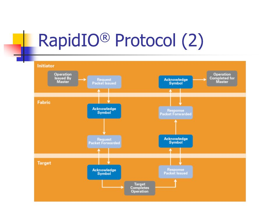 RapidIO® Protocol (2)