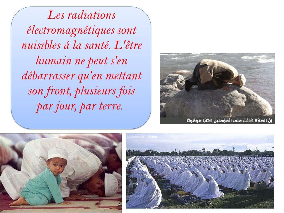 Les radiations électromagnétiques sont nuisibles á la santé