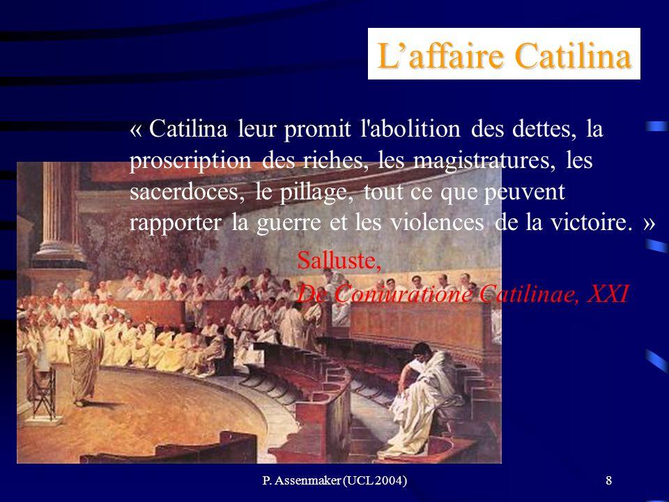 L'affaire Catilina