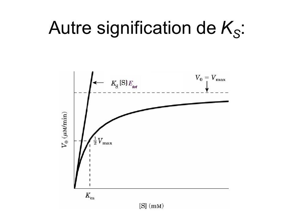 Autre signification de KS:
