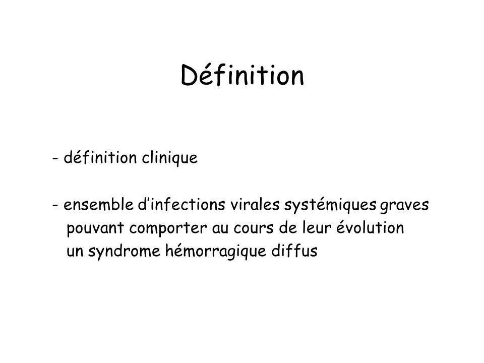 Définition - définition clinique