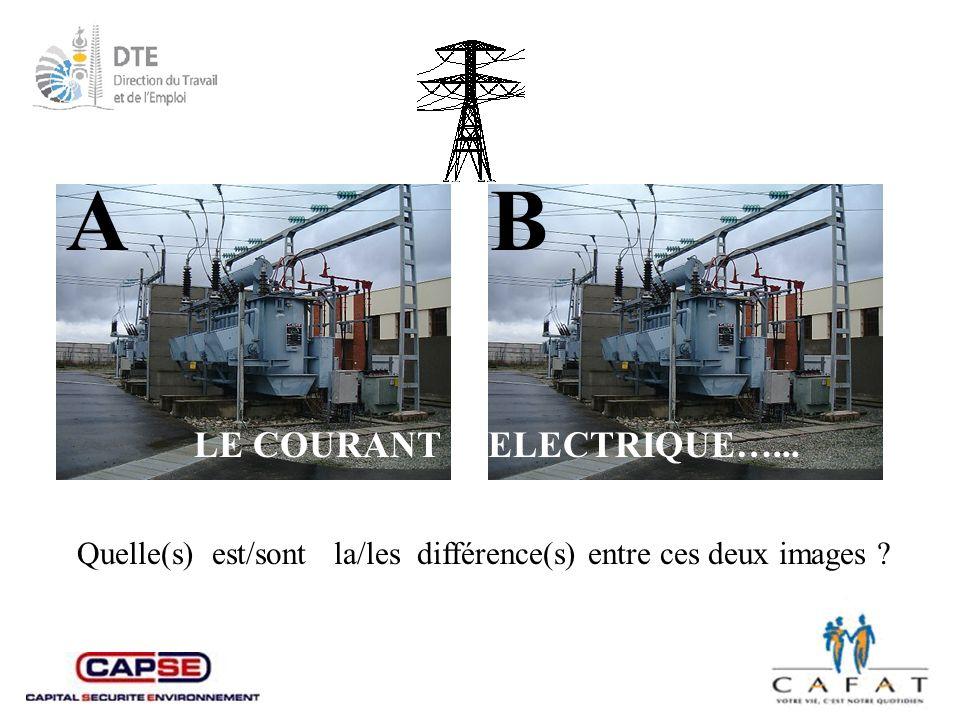 Quelle(s) est/sont la/les différence(s) entre ces deux images