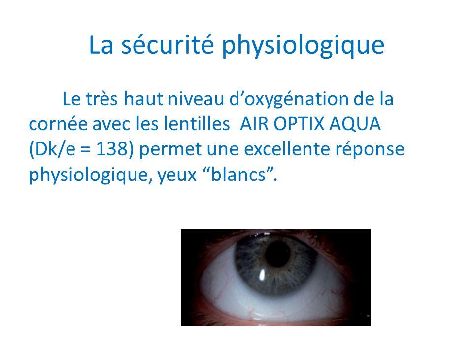 La sécurité physiologique