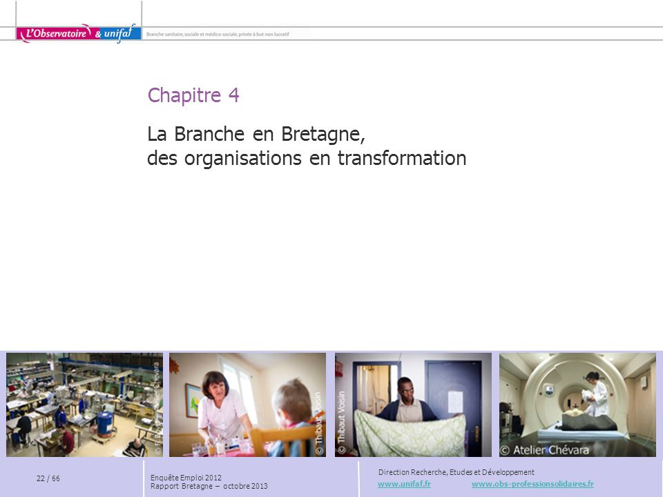 des organisations en transformation