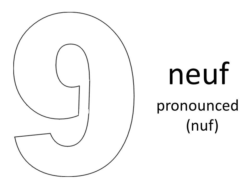 neuf pronounced (nuf)