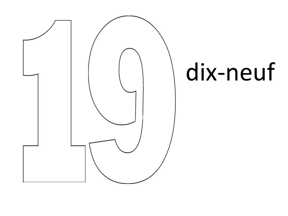 dix-neuf
