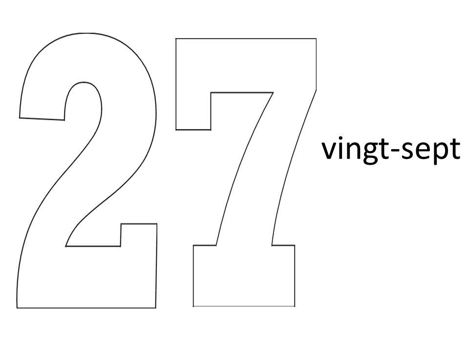 vingt-sept