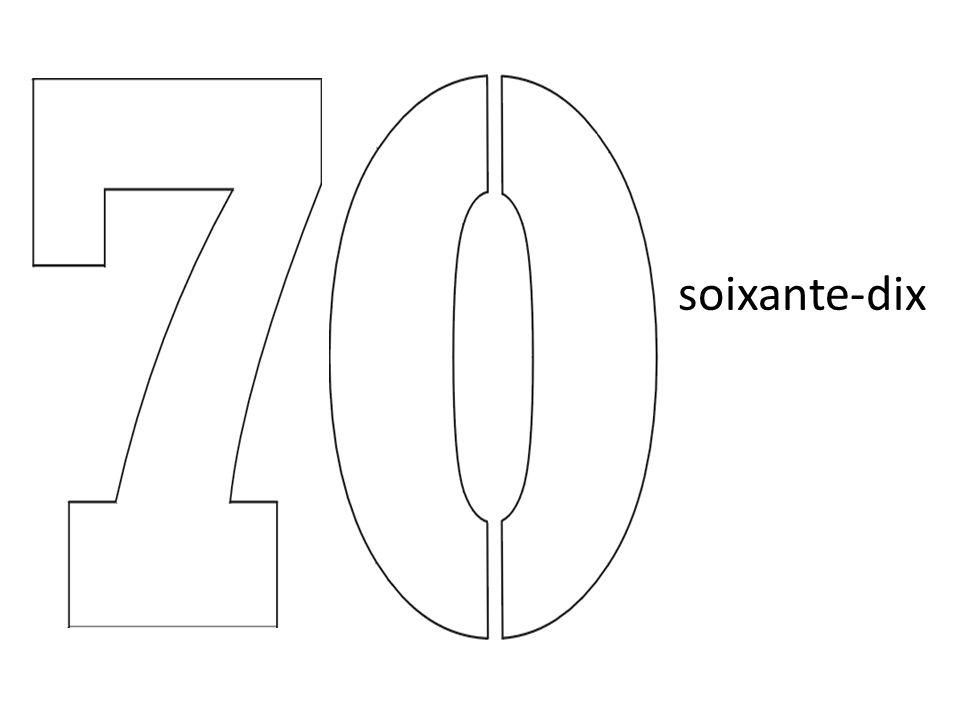 soixante-dix