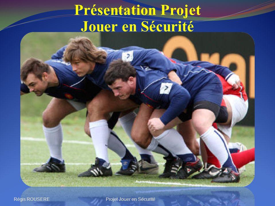 Projet Jouer en Sécurité