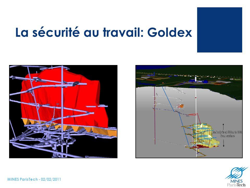 La sécurité au travail: Goldex