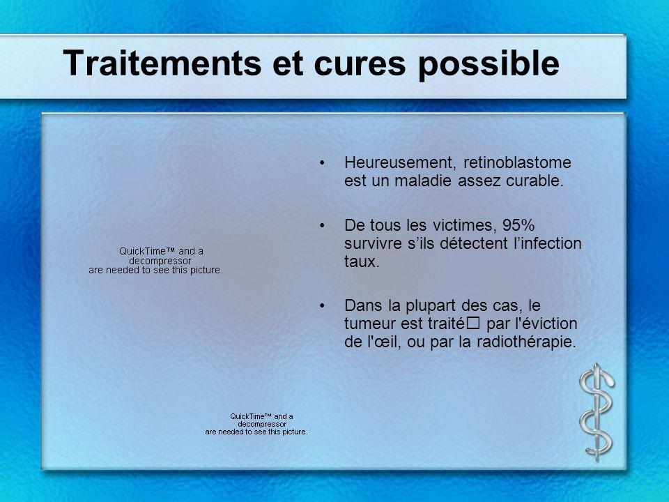 Traitements et cures possible
