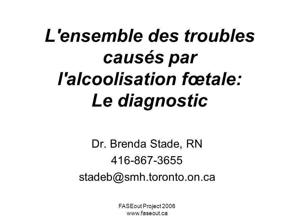 Dr. Brenda Stade, RN 416-867-3655 stadeb@smh.toronto.on.ca