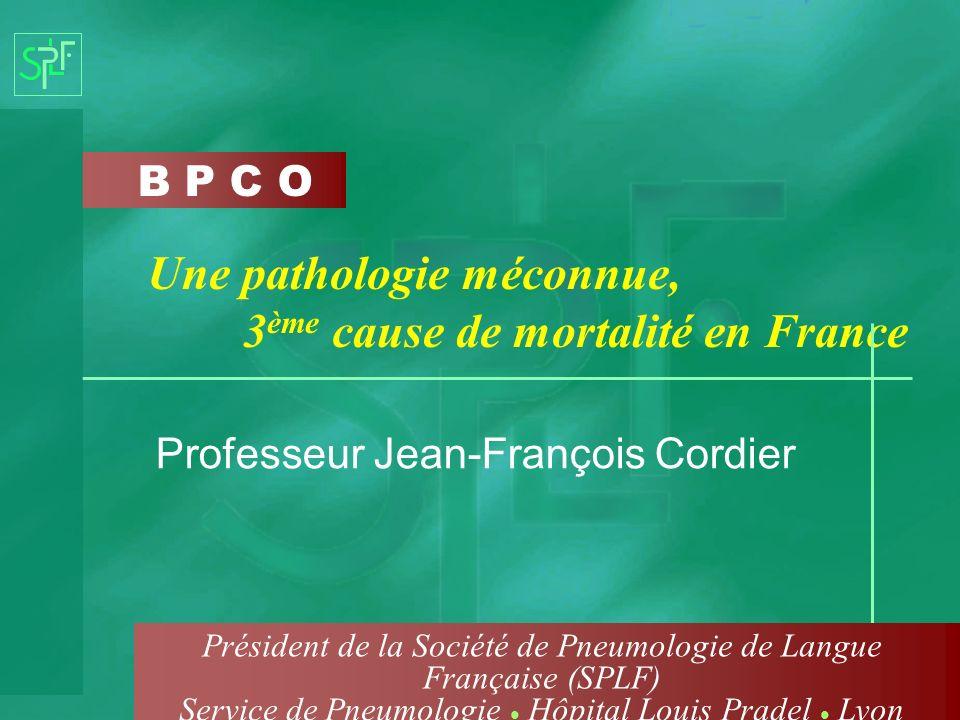 Professeur Jean-François Cordier