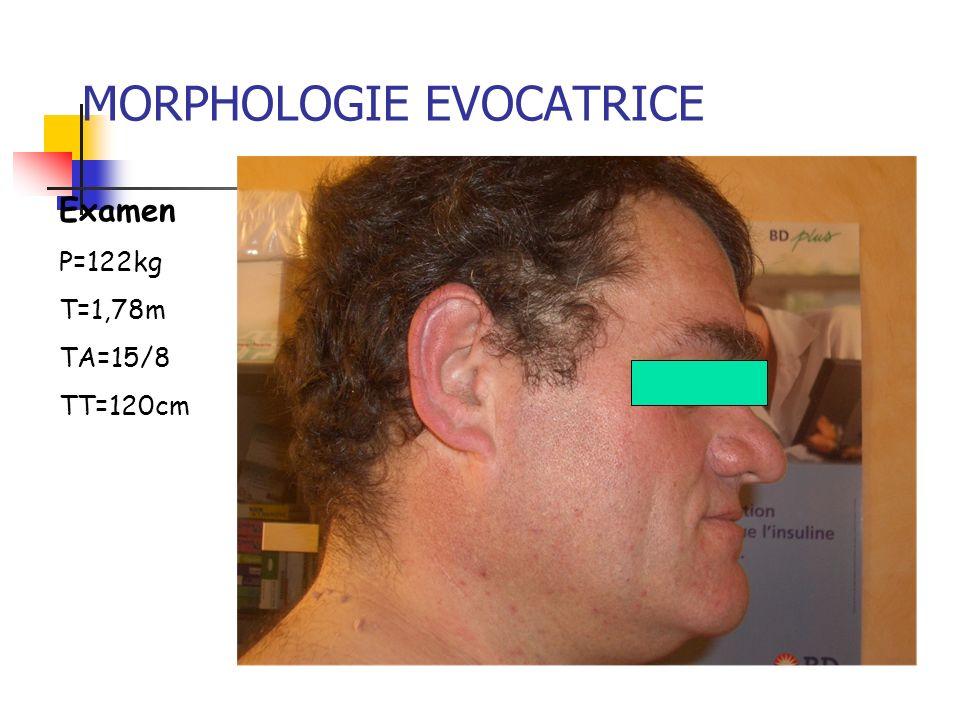 MORPHOLOGIE EVOCATRICE