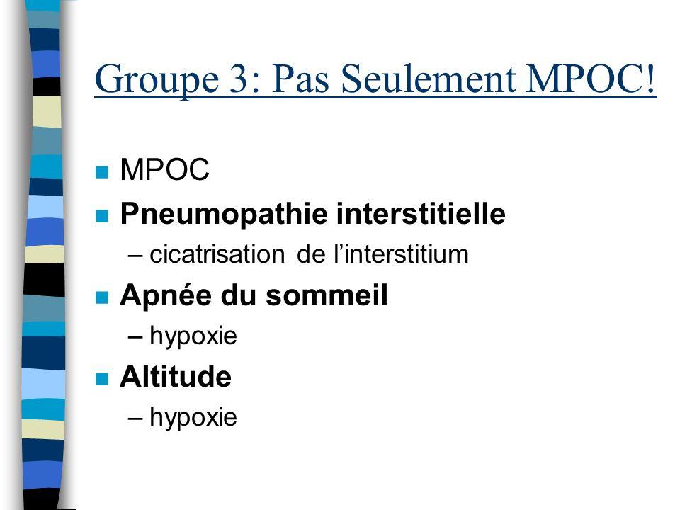 Groupe 3: Pas Seulement MPOC!