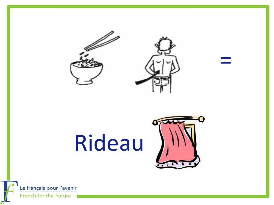 = Rideau