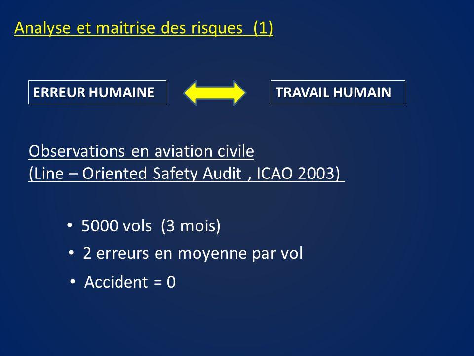 Analyse et maitrise des risques (1)