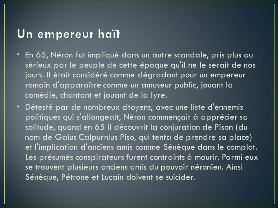 Un empereur haït