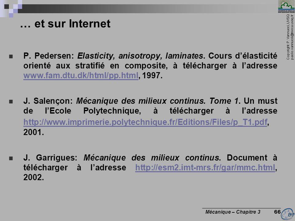 … et sur Internet