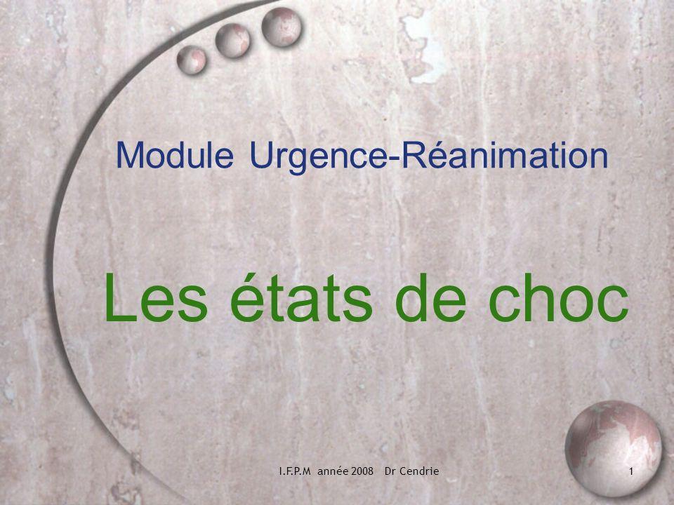 Module Urgence-Réanimation
