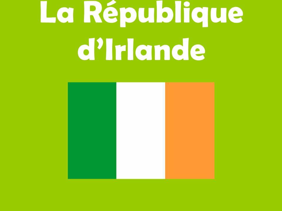 La République d'Irlande