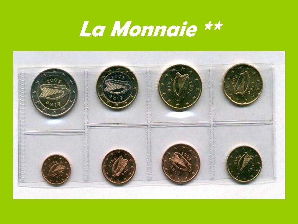 La Monnaie **