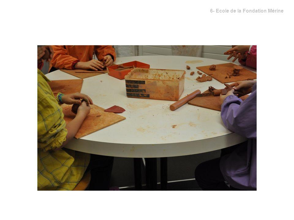 6- Ecole de la Fondation Mérine