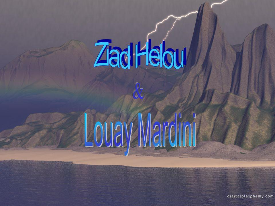 Ziad Helou & Louay Mardini