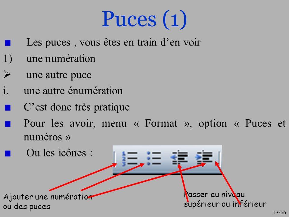 Puces (1) Les puces , vous êtes en train d'en voir une numération