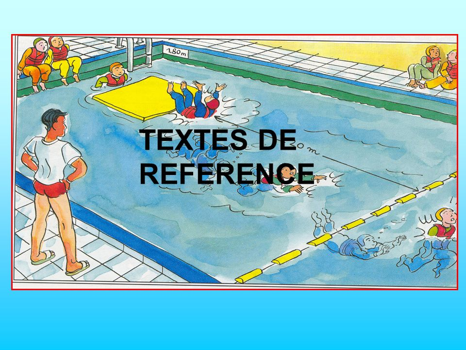 TEXTES DE REFERENCE