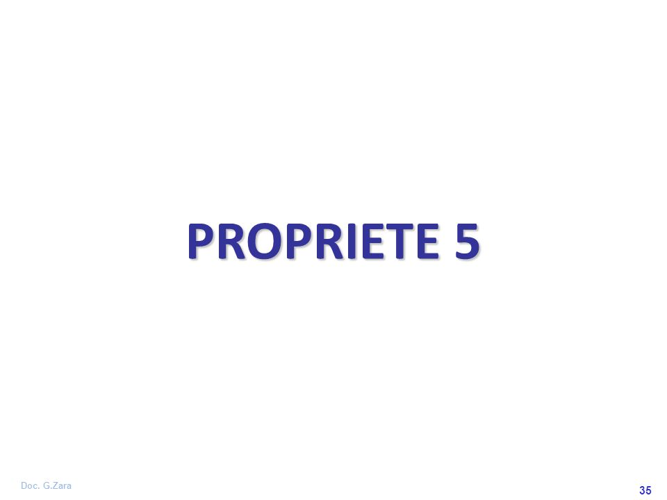 PROPRIETE 5 35