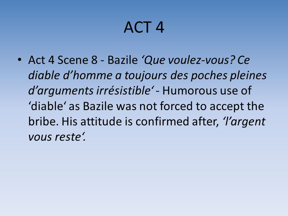 ACT 4