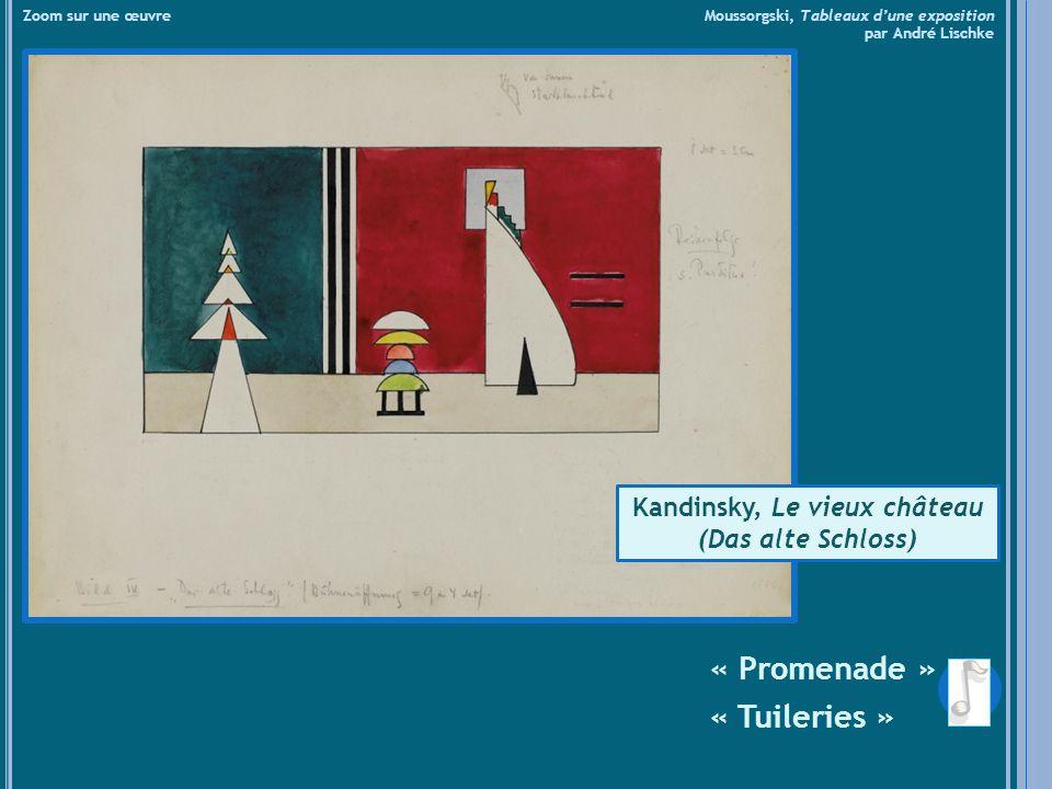 Kandinsky, Le vieux château