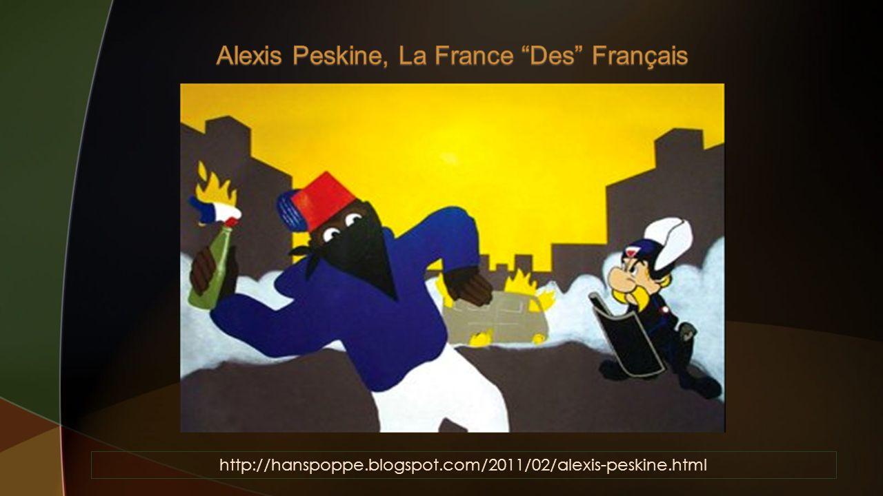Alexis Peskine, La France Des Français