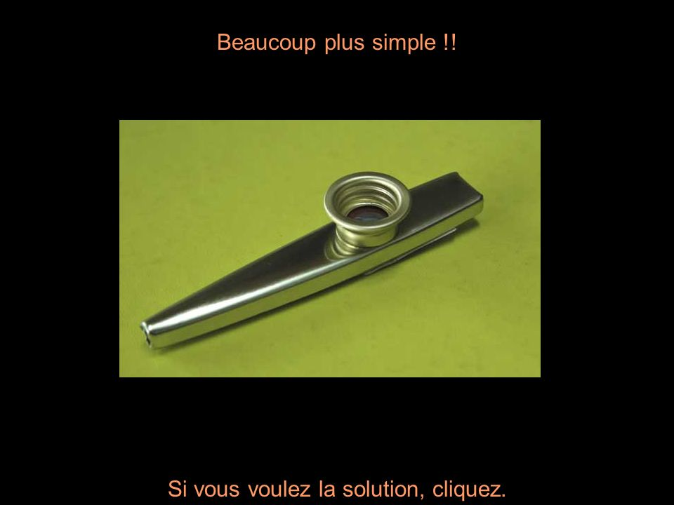 Si vous voulez la solution, cliquez.