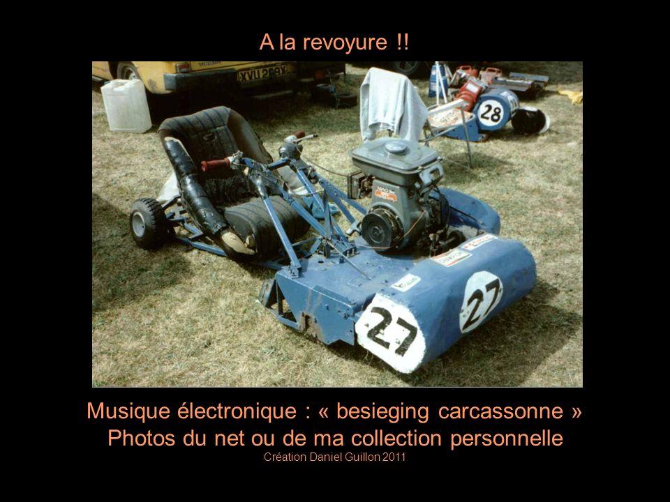 Musique électronique : « besieging carcassonne »