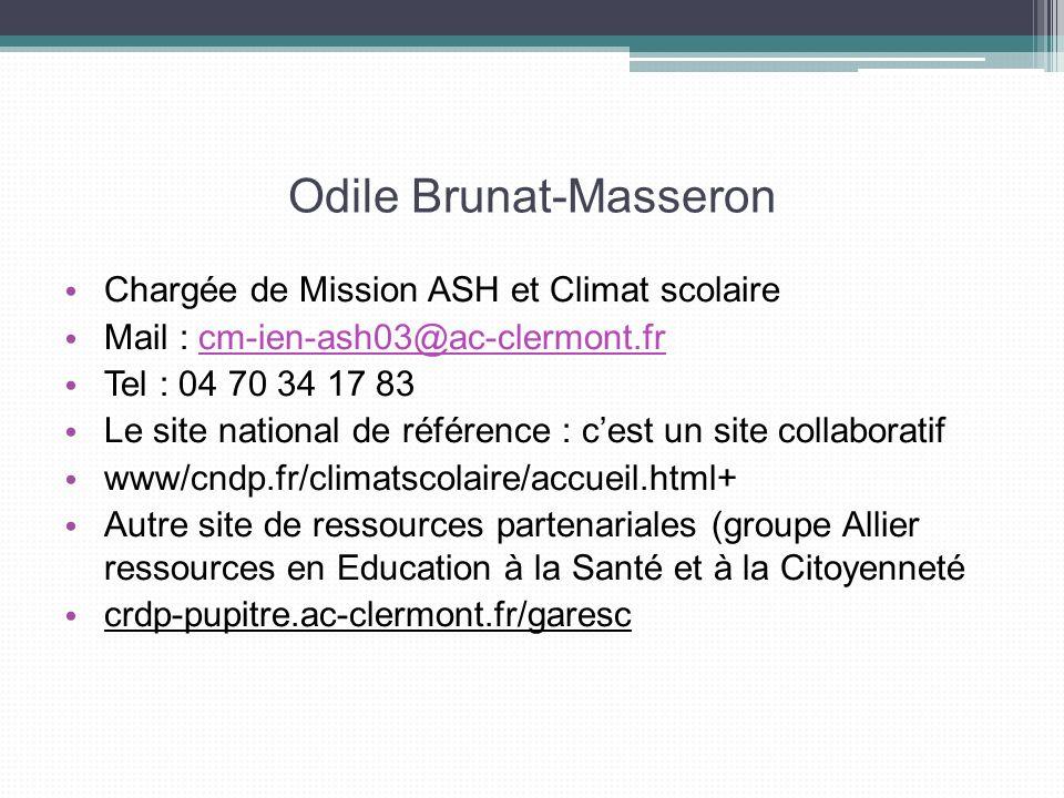 Odile Brunat-Masseron