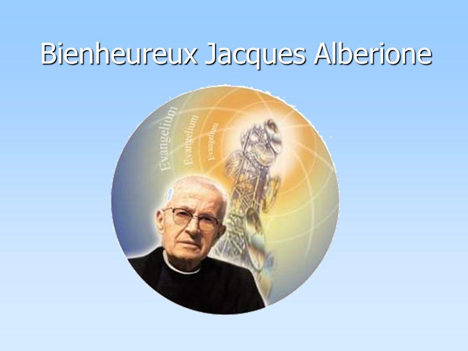 Bienheureux Jacques Alberione