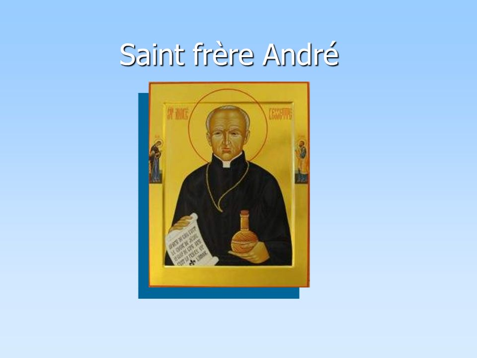 Saint frère André