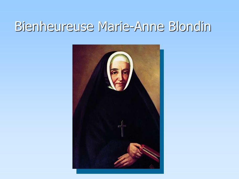Bienheureuse Marie-Anne Blondin