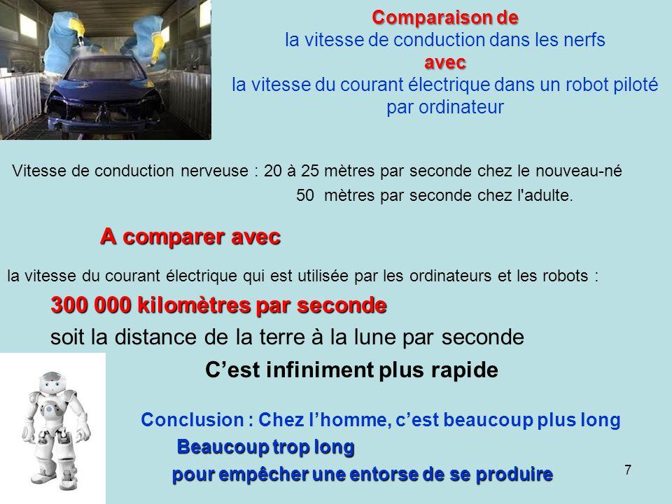 300 000 kilomètres par seconde