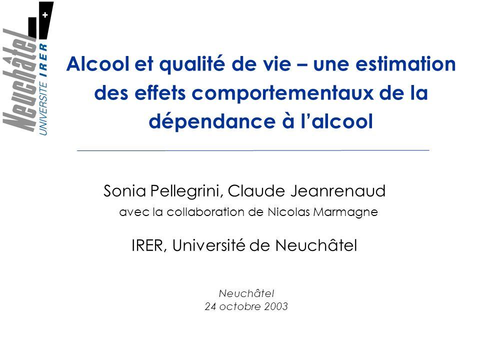 IRER, Université de Neuchâtel